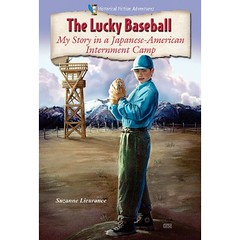 The Lucky Baseball cover