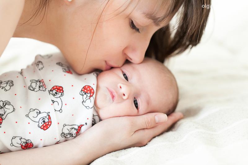 Фотосессия новорожденных. София, 13 дней