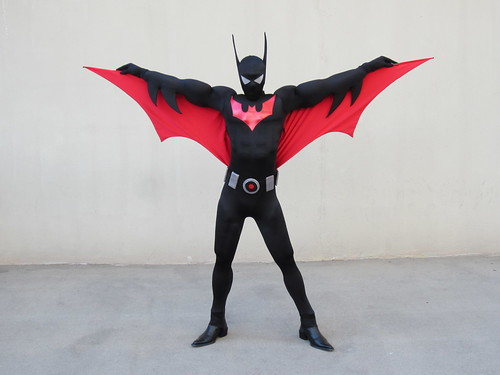 Batman Beyond at DragonCon 2012