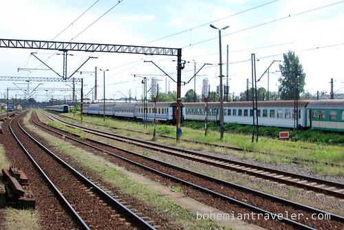 Poland train view (2)