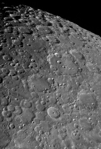 Clavius and Tycho - 060912 by Mick Hyde