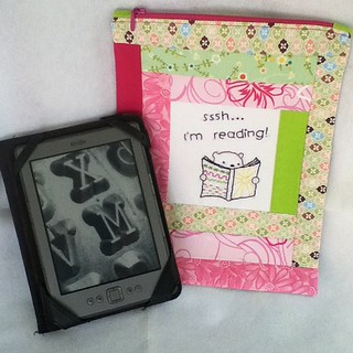 Kindle Zip Pouch