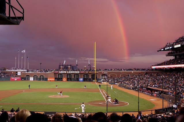 Sandoval's Rainbow