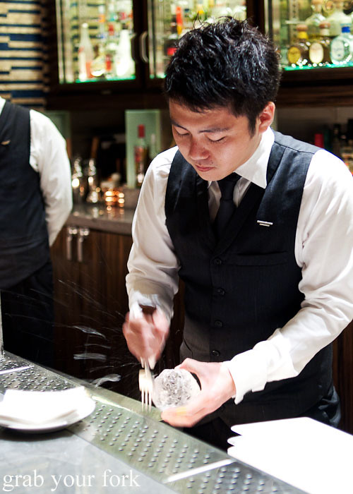 akihiro eguchi waku ghin chief bartender at marina bay sands singapore