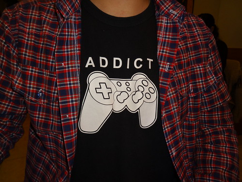 aaron's shirt