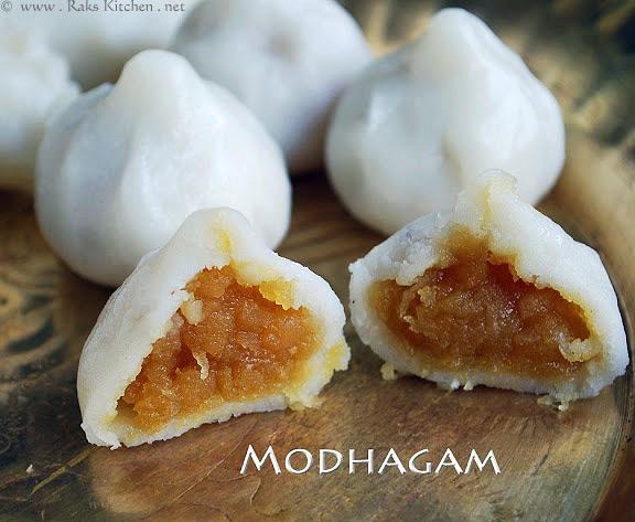 Modak-sweet