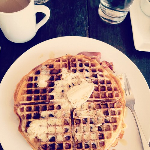 Best waffle I've ever eaten!