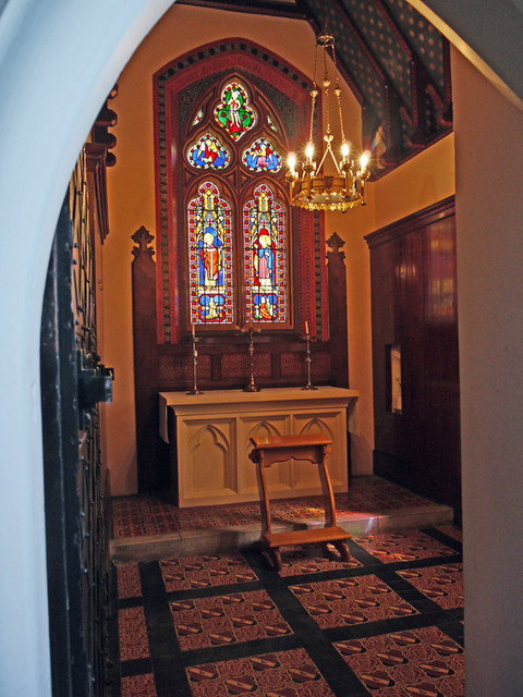 The Private Chapel The Grange Ramsgate Kent Flickr