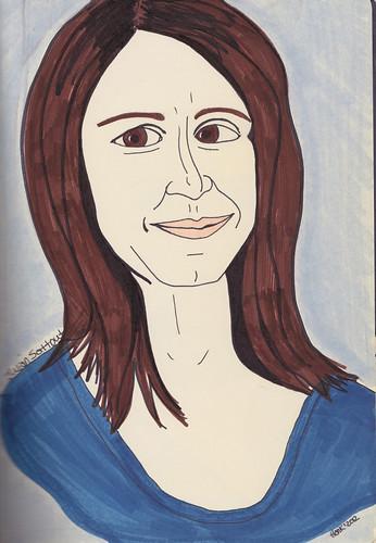Julia Sattaut by Hank V