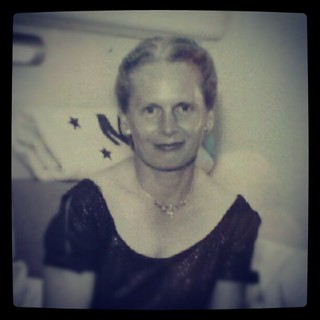 (Day 11: hero) No better hero than my grandma!! #fmsphotoaday #photoadayseptember