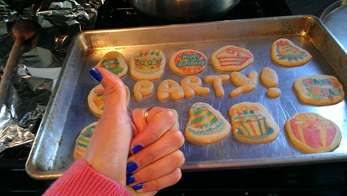 Cookie Party - Nestle Cookies