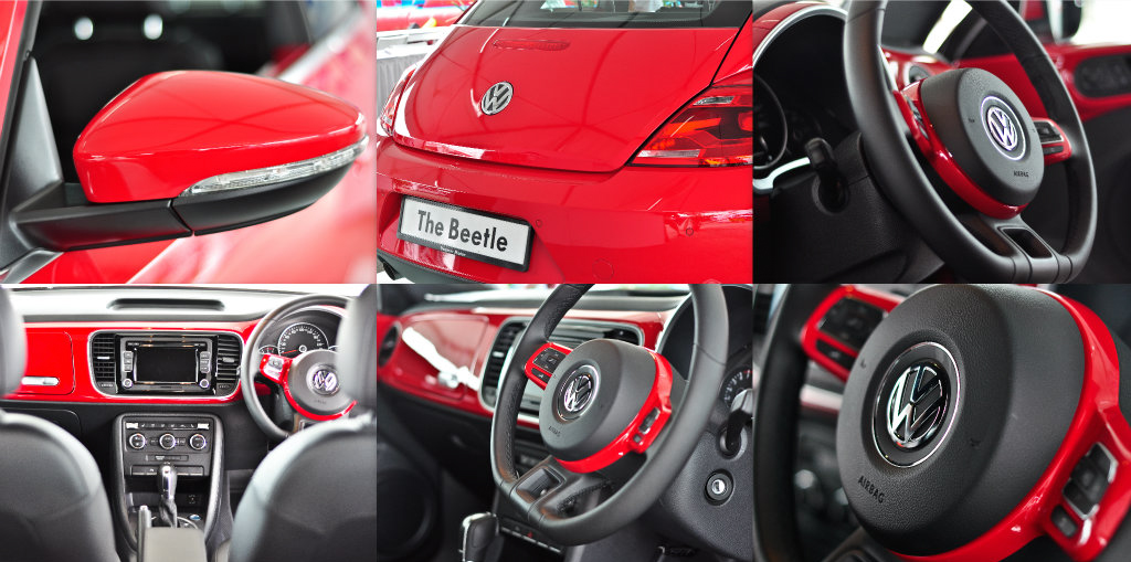 The New VW Beetle 2012 ...