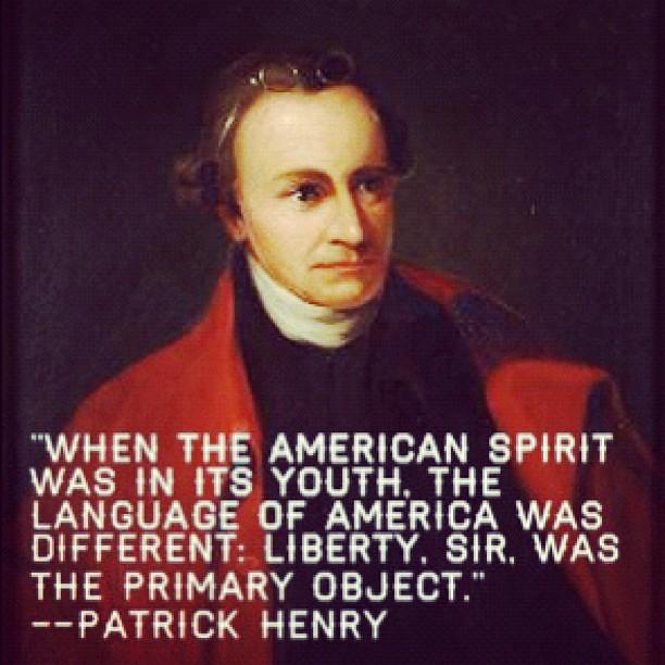 American Revolution Quotes: Patrick Henry #amarofilter #quotes