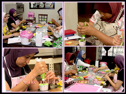 Basic Buttercream Cupcakes ~ 1 Mei 2012