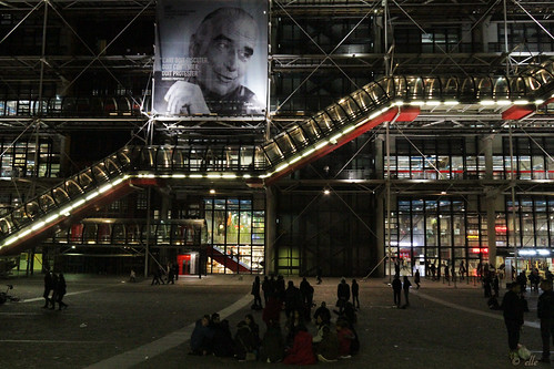 Paris - Centre Pompidou