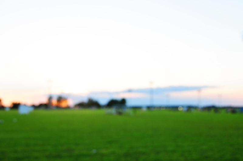 evening blur