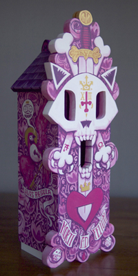 Rory Phillips Birdhouse