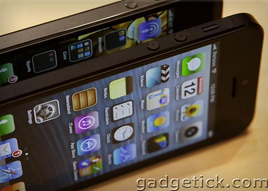 Преимущества iPhone 5 против iPhone4S