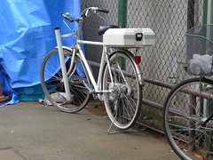 Tokyo Police Bicycle