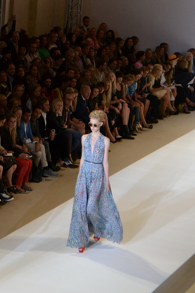 daisybutter - UK Style and Fashion Blog: london fashion week, SS13, temperley london return to elegance, temperley for filofax