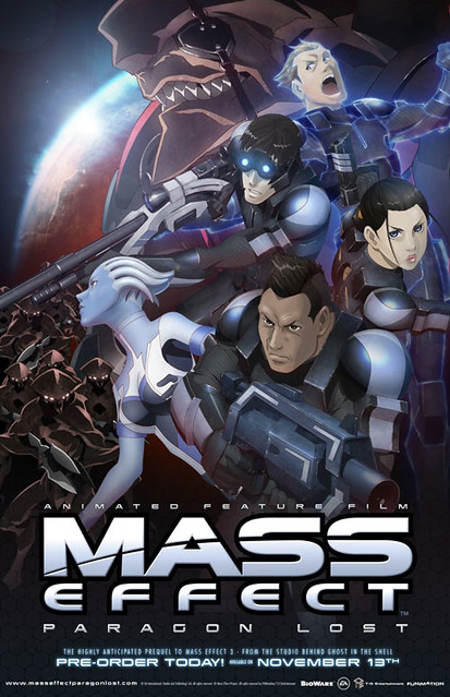 EB Expo 2012: International Debut of Mass Effect: Paragon Lost