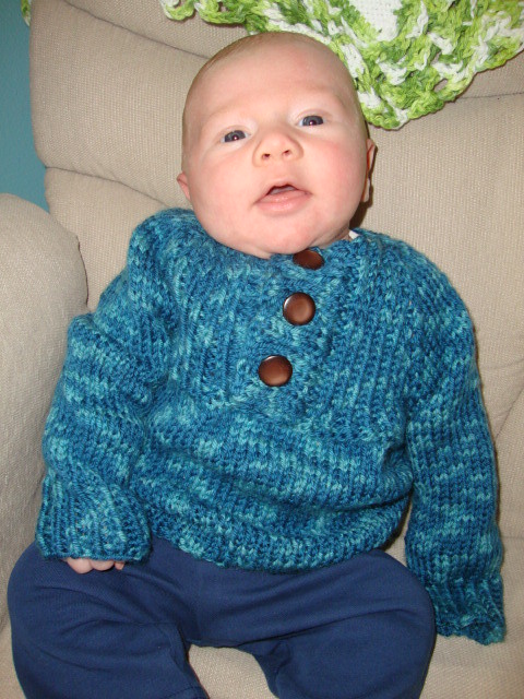 Kinsale Josh in Sweater