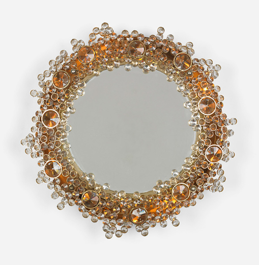 Swarovski, Illuminated Mirror, 1970, Lot 390