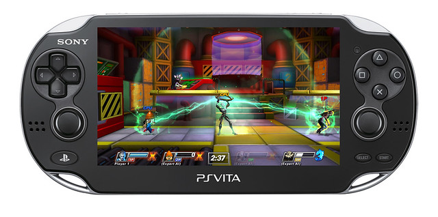 PlayStation All-Stars Battle Royale para PS Vita
