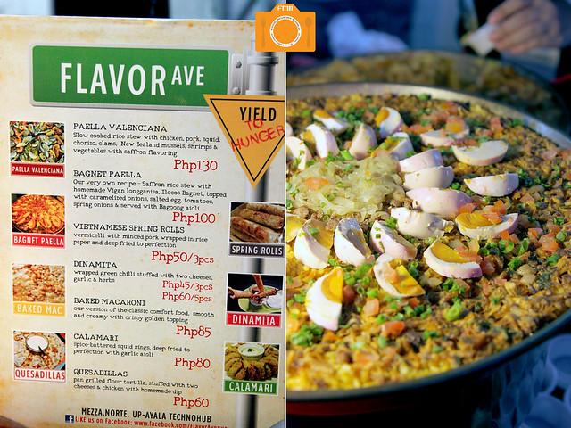 Foodgasm Flavor Ave Bagnet Paella