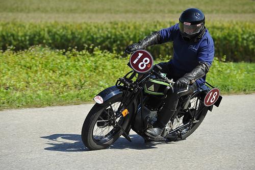 classic motorcycle Oldtimer Grand Prix 2012 Schwanenstadt Austria Copyright B. Egger :: eu-moto images 1062