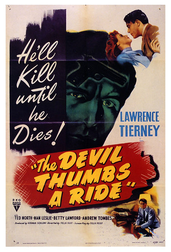 The Devil's Thumb Ride by paul.malon