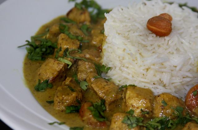 Curry Mixto 180