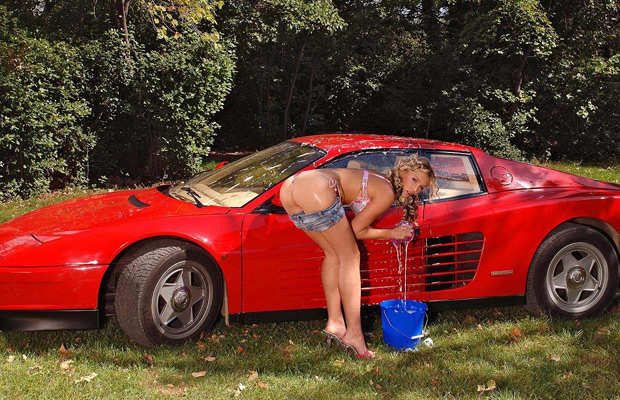 Ferrari секс