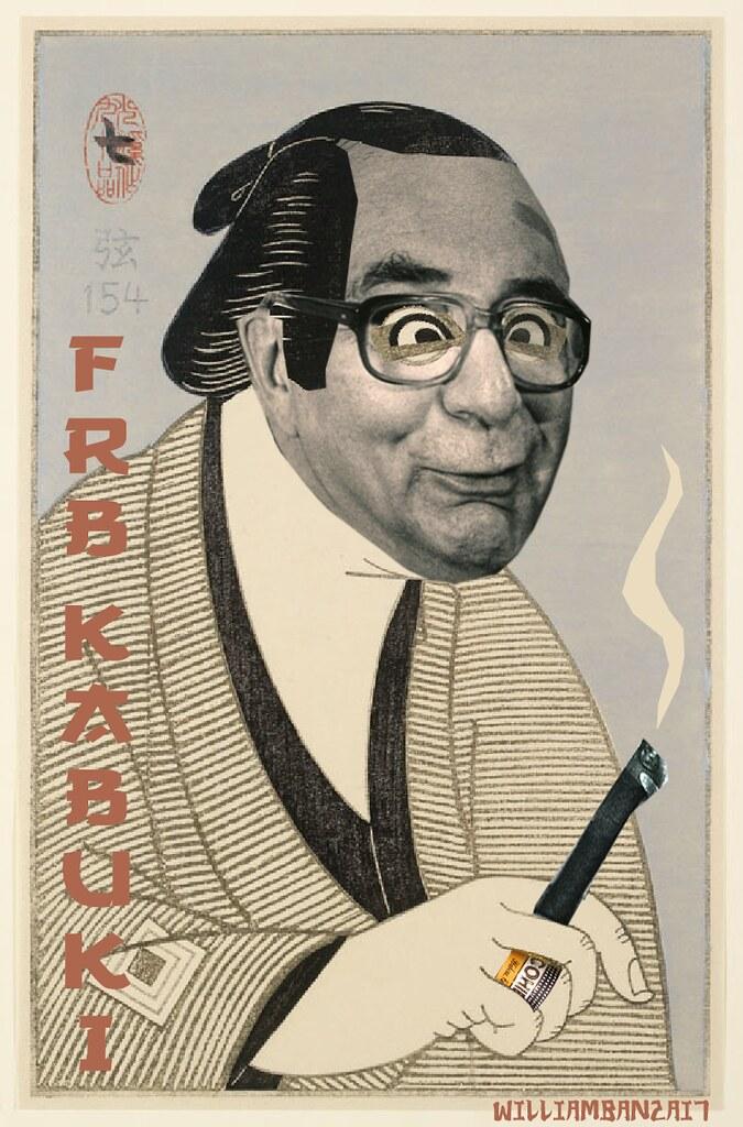 FRB KABUKI (PAUL VOLCKER)(Central Banking Kabuki)