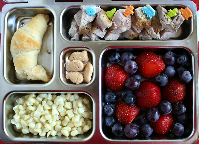 Third Grader Bento Box #652