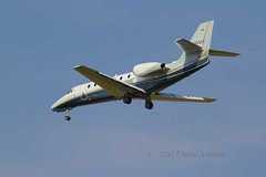 Cessna C-680 Citation Sovereign N680EV