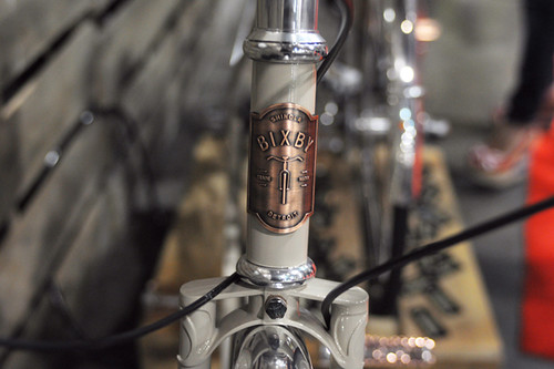 Shinola Bixby Headbadge