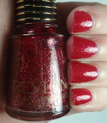 Revlon Crimson Shimmer