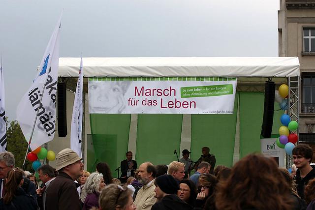Berlin 22.09.2012 Abtreibung pro und contra  TR_05320