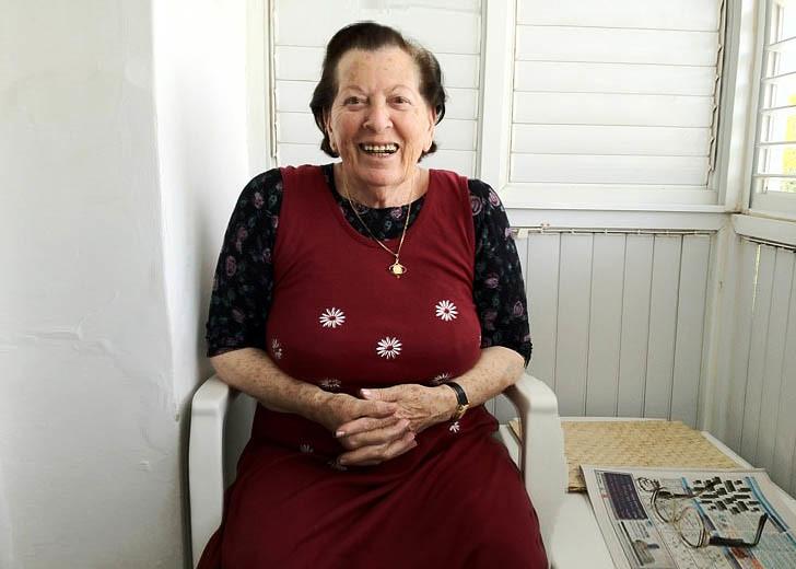 סבתא סילבי כיום