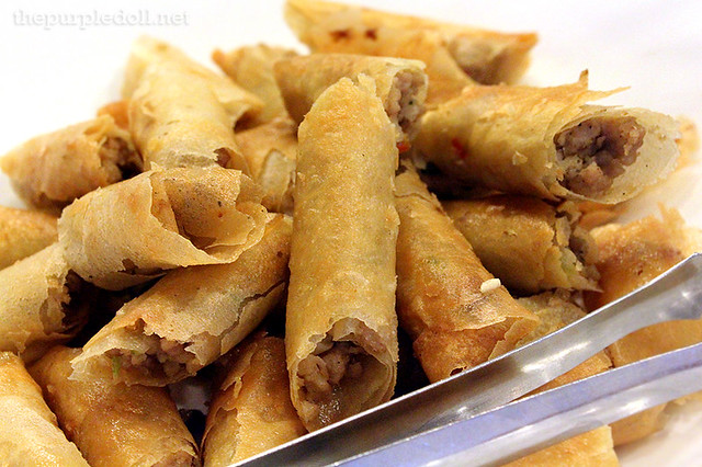 Chungwon or Korean Spring Rolls