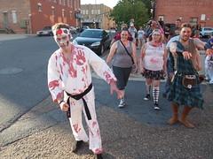 The Shreveport Zombie Walk