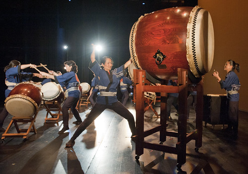 Portland Taiko Making Waves