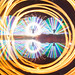Fire Spiral to 5 Meter RGB Strip Swap Take 2 by tackyshack