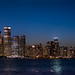 Chicago Cityscape From Lake Michigan.jpg by Milosh Kosanovich