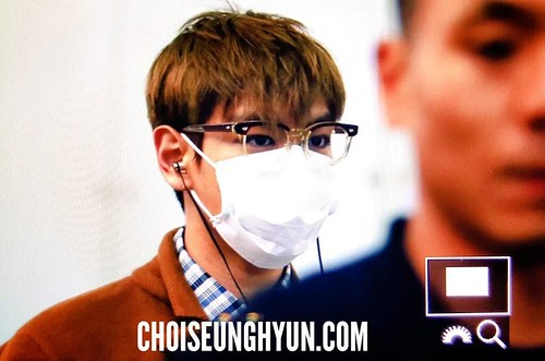 TOP - Incheon Airport - 05nov2015 - Choidot - 02