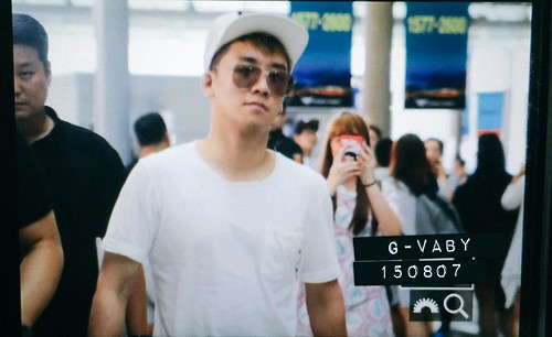 Big Bang - Incheon Airport - 07aug2015 - G_Vaby - 03