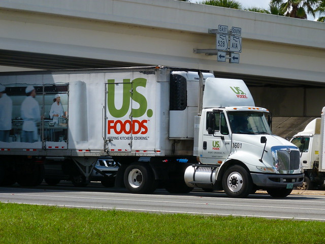 US Food 18 Wheeler