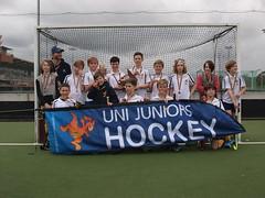 16SHDP060 - Uni Juniors U13 'Bunyips' GF vs Central 18 Sep 16
