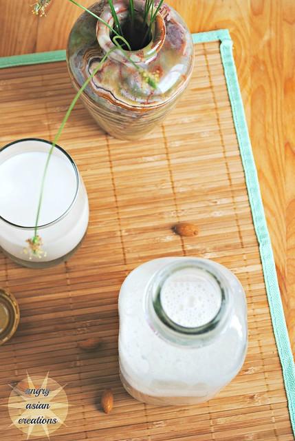 almond milk 2